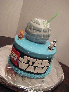 LEGO Star Wars Cake Ideas | Cricket's Creations: Lego Star Wars Cake