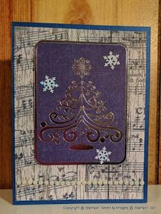 Stamping Serenity: Christmas Cards Galore!!!