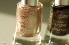 La ronce et l'arsenic: Autopsie : les vernis à ongles de Couleur Caramel