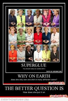 superglue have to be careful with it