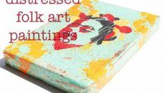 Turn a Book into An Art Journal (A Tutorial)