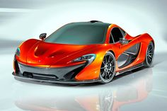 McLaren P1 ~ preparing to launch by late 2013.