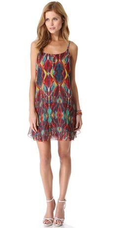 alice + olivia Rhi Tank Dress Tribal Diamond from http://yourproductsfinder.com/?p=3478 #Dresses #fashion