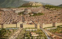 Athens. 2nd century AD - Archaeology Illustrated