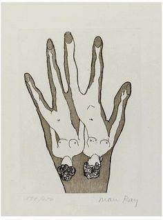 Man Ray illustration