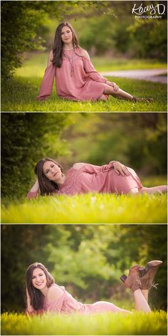 Spring Senior Pictures Kacey D Photography Columbia, MO