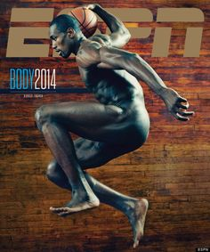 serge ibaka ESPN body issue