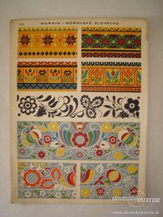 Buy the book Slovak ornamentation. Classifieds - Books, Other books. Applique Patterns, Textile Patterns, Textiles, Folk Embroidery, Embroidery Stitches, Folklore, Flower Drawing Tutorials, Polish Folk Art, Scandinavian Folk Art