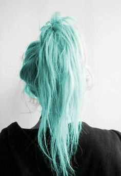 Green / blue / mint / seafoam