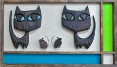 Tiki Objects by Bosko - Handcarved Tiki Masks >> These are amazing and I WANT THEM!!!!