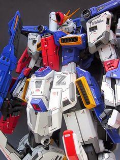 POINTNET.COM.HK - NeoGrade 1/60 ZZ Gundam