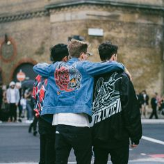 London Collections Men SS17 Day 3 Street Style // Photography Journal 56