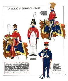 Lancieri del 2 rgt. Cavalleggeri olandesi della guardia imperiale, 1804-1815