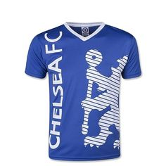 9a429cf69 Chelsea FC Soccer Jersey Youth Kids Training - Add Your Name   Number   RHINOX