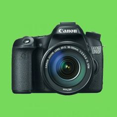 Canon EOS 70D with EF-S 18-135mm IS STM Lens  (Price:$908 USD) #Canon #70D #LensKit #EOS