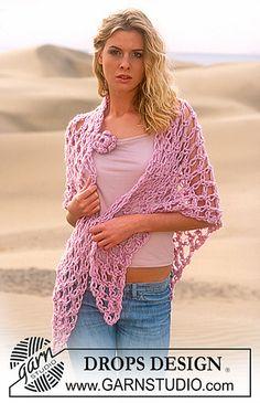 5-2_medium-free crochet shawl pattern
