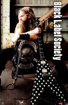 Heavy metal band 'Black Label Society'