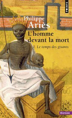 Amazon.fr - L'homme devant la mort, tome 1 - Philippe Ariès - Livres