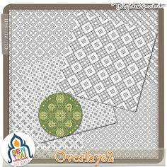 Overlays 2 (CU/PU/S4H) by Benthaicreations [btc-overl2] - $5.70 : Digidesignresort