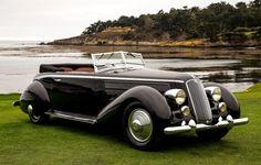 1936 Lancia Asturia Pinin Farina 2016 Pebble Beach Concours d Elegance