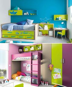 Compact U0026 Colorful Kids Room Design Ideas By KIBUC | Designs U0026 Ideas On  Dornob