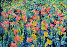 Spring Flowers by Marc Todd | Artfinder