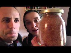 (6) Šípkový prášek - přírodní vitamín C - YouTube Healthy Style, Pickles, Cucumber, Detox, Jar, Youtube, Food, Essen, Meals