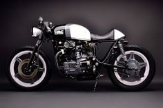 Honda CX500 Motorcycle by Kustom Research 0