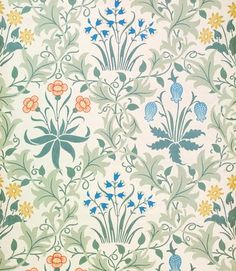 Wallpaper | William Morris | England | 19th Century | Pattern
