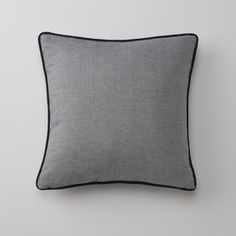 Oxford Classic Piped Throw Pillow
