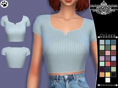 sims 4 clothes TSR - The Sims Resource - - clothes Sims Four, The Sims 4 Pc, Sims 4 Mm Cc, Sims 3 Cc Clothes, Sims 4 Clothing, Girl Clothing, Maxis, Die Sims 4 Packs, Vêtement Harris Tweed