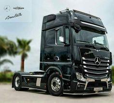 Mercedes-Benz HESS  #صور_شاحنات | www.Pitog.com |