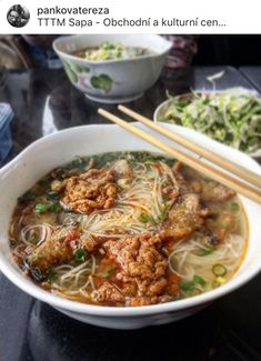 Asian Recipes, Ethnic Recipes, Pho, Japchae, Snacks, Meals, Cooking, Diet, Kitchen