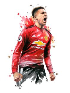 Jesse Lingard, Races Outfit, Manchester United Football, Man United, Soccer, Racing, Leather Jacket, The Unit, Illustrations