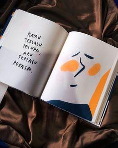 Novel Wattpad, Book Qoutes, Quotes Indonesia, Novels, Sayings, Words, Random, Lyrics, Casual