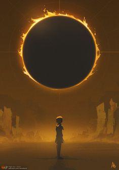 eclipse, Erica June Lahaie