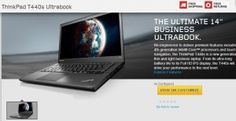 Lenovo unveils new Ultrabook for business: ThinkPad T440s