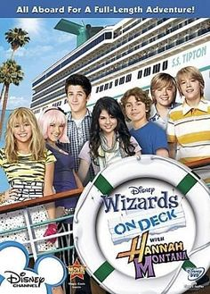 Disney Channel Wizards On Deck With Hannah Montana