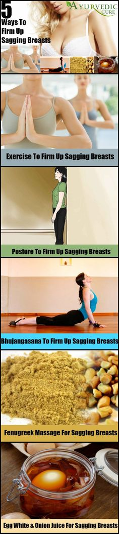 Natural Herbal Supplements | AyurvedicCure.com - https://www.ayurvediccure.com/how-to-firm-up-sagging-breasts/