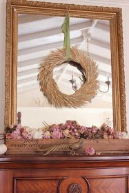 Autumn Home ~ Simple Touches - FRENCH COUNTRY COTTAGE