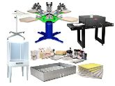 Screen Printing Shop Packages