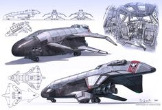 dune Spacecraft explorer spaceship craft hover space Shuttle concept design art artwork by Spaceship Craft, Spaceship Design, Concept Ships, Concept Art, Science Fiction, Dune, Starship Concept, Image Digital, Digital Art Gallery