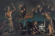 Walter Spies - Sekaten (1926)