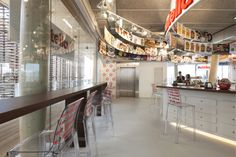 Kartell for Expo 2015 | Enjoy the pics from Nutella bar at Expo Milano 2015    #Expo2015