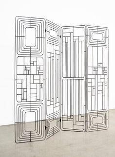 MICROmacro Architecture & Design :: 'CON-TRADITION' Screen [SC01] | steel rebar