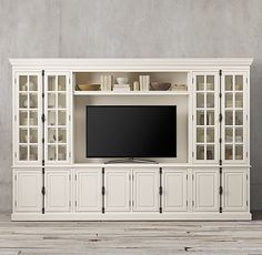 French Casement Glass Media System $5520