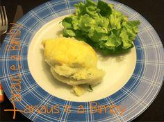 Xanaus e a Bimby: Empadão de Bacalhau - Dieta dos 31 Dias com a Bimby