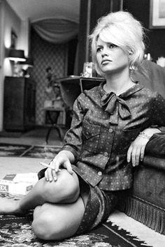 Brigitte Bardot    60s icon
