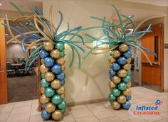 Inflated Creations: Serving the Greater Tri-State area's custom balloon design and party decor needs since Balloon Wreath, Balloon Wall, Balloon Bouquet, Balloon Decorations, Ornament Wreath, Rainbow Blocks, Custom Balloons, Balloon Columns, Heart Frame