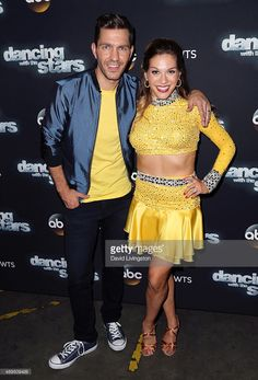 Any hookups on dwts is allison